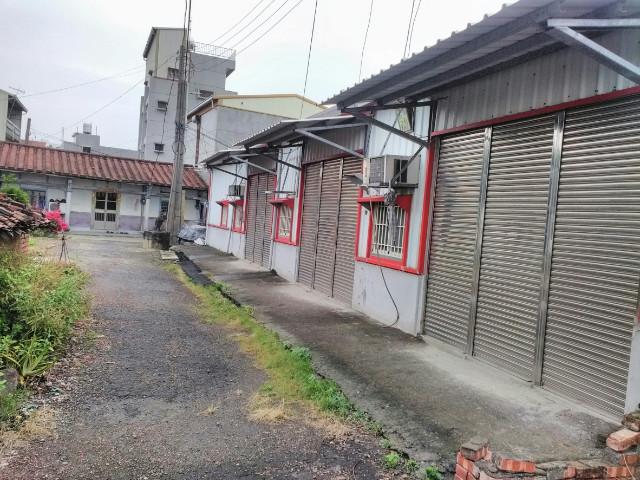 安溪寮鐵皮屋建地,台南市後壁區福安