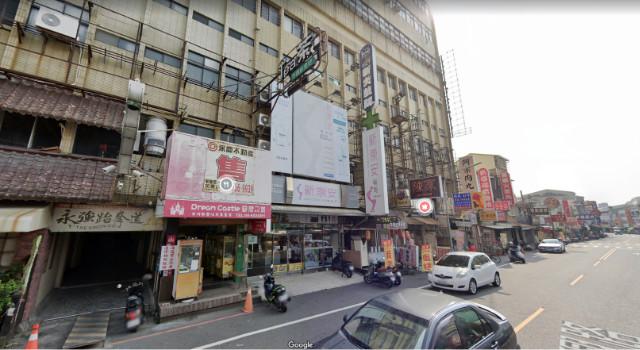新營復興綜合商業大樓(1F),台南市新營區復興路