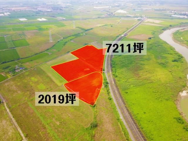汫水段綠能開發農地(一),台南市鹽水區汫水里