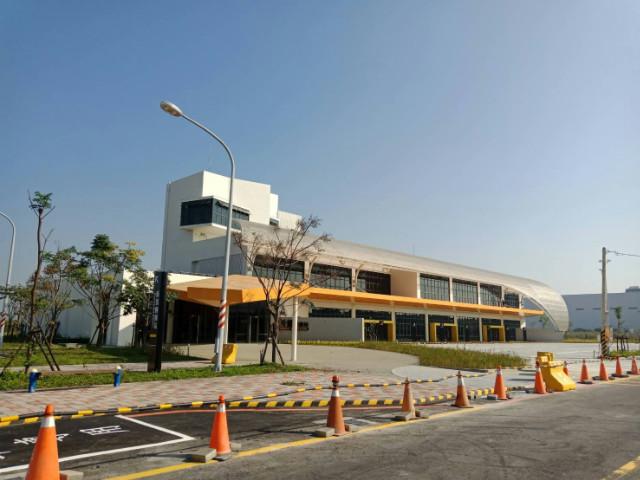茄苳腳大路旁產業發展用地,台南市新營區復興路