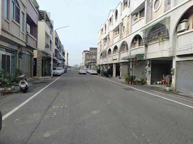 新北街建地,台南市新營區周武段