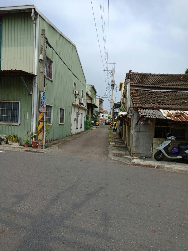 和順工業用地,台南市安南區安和段
