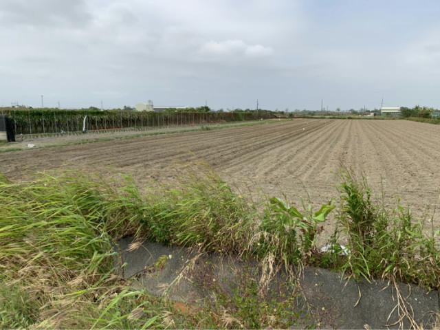 沤汪中甲都計外的一般農地,台南市將軍區沤汪段