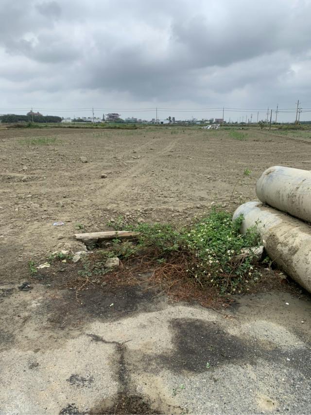 角帶圍大面積都市外一般農地,台南市將軍區角帶圍段