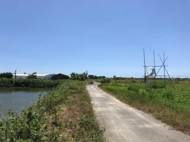 角帶圍近2分都市外一般農地,台南市將軍區角帶圍段