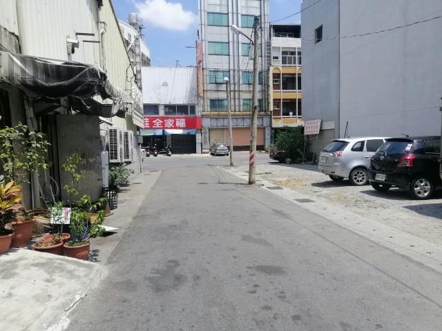 新進路商業用地,台南市新營區永生段